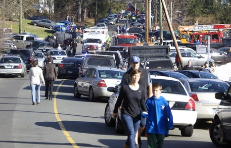 At least 27, with 18 children shot dead at Connecticut school: report | Prozac Moments | Scoop.it