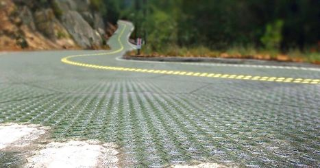 Solar road technology comes to Route 66 | Cool Future Technologies | Scoop.it