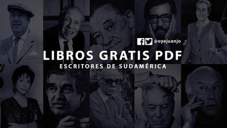 362 libros gratis en PDF de escritores sudamericanos | Biblioteca Virtual | Scoop.it