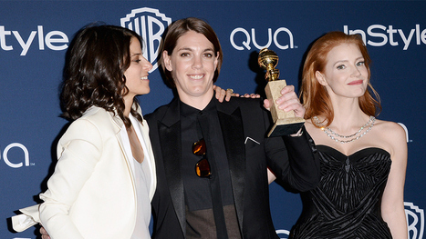 Megan Ellison: Low-Profile Financier's Films Netted a Massive 17 Noms | All that's new in Television and Film | Scoop.it