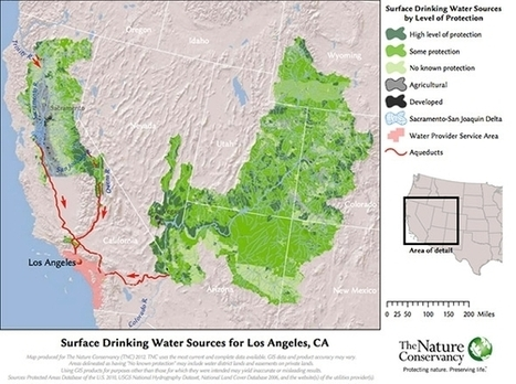 California's Drought | Edison High - AP Human Geography | Scoop.it
