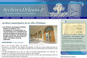 GénéInfos: Archives d'Orléans, l'état civil est en ligne !   GenealoNet   Scoop.it