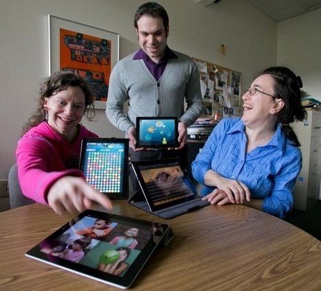 ALS Assistive Technology|iPads open up new world for people with disabilities | #ALS AWARENESS #LouGehrigsDisease #PARKINSONS | Scoop.it