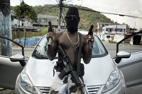 In Pictures: Crackdown in Brazil's favelas | Human Geography | Scoop.it
