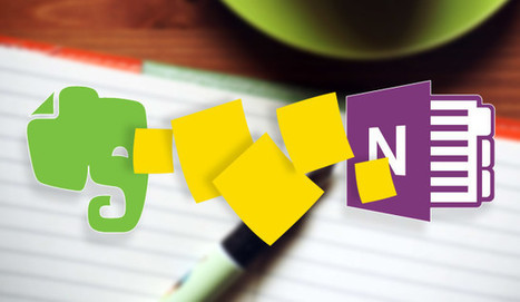 Export Your Notes from Evernote to OneNote for Free Premium Features | Cibereducação | Scoop.it