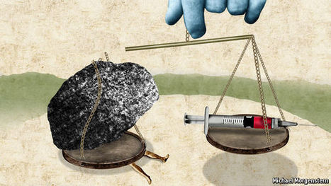 Banyan: Asia is still just saying no to drugs | The Economist | Criminology and Economic Theory | Scoop.it