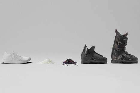 Salomon's running shoe can be recycled into a s
