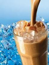 Cocoa Almond Milk Iced Latte | 2 Cookin' Mamas | Fair Trade Choco-locate | Scoop.it