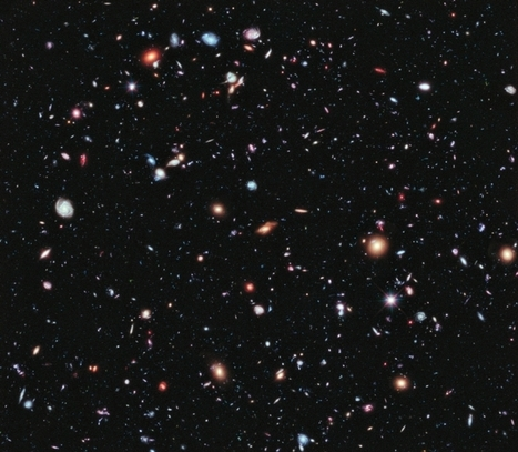 Time's Mysterious Past: New Theories Suggest Big Bang Was Not The Beginning | Amazing Science | Scoop.it