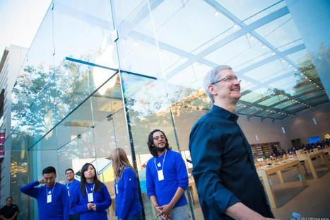 Apple faces billions in fines in tax avoidance probe - CNET | Humor | Scoop.it
