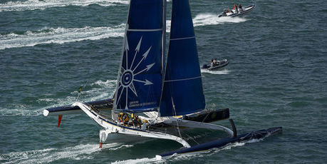 Voile : Sébastien Josse remet le cap sur Belle-Ile - Le Monde - Le Monde | French DB home | Scoop.it