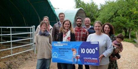 Dordogne : des financements solidaires pour installer des agriculteurs bio | Créatifs culturels | Scoop.it
