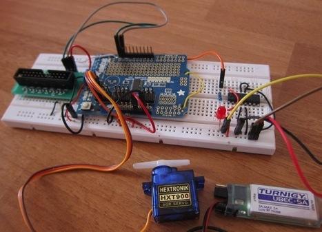 Raspberry Pi / Lego Ball Machine @Raspberry_Pi #piday #raspberrypi | Hightech, domotique, robotique et objets connectés sur le Net | Scoop.it