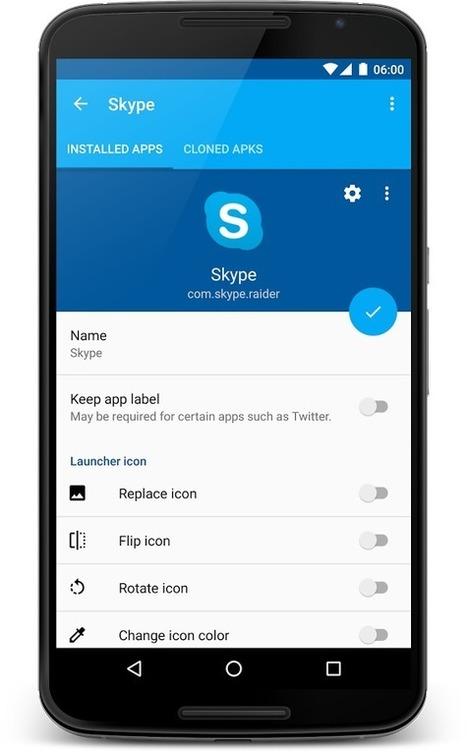 App Cloner : pour cloner vos applis   Mes découvertes Android   Scoop.it