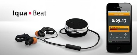 Iqua Beat, a PPG Bluetooth headsets | UX-UI-Wearable-Tech for Enhanced Human | Scoop.it