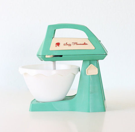 Vintage Toy Mixer | Antiques & Vintage Collectibles | Scoop.it