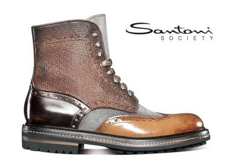 Santoni Boots because... summer has gone  d431a4dd183