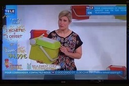 TF1 lance une appli de TV-commerce liée à son émission ... - 01net   La TV connectée et le commerce by JodeeTV   Scoop.it