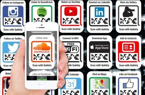 Quikkly quieres ser un mejor código QR | Farmacia Social Media | Scoop.it