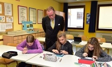 Schüler lernen mit dem iPad - Mittelbayerische | Tablet-PC im Unterricht | Scoop.it
