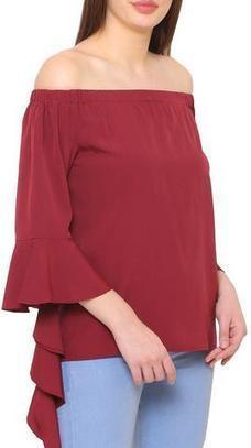 52569ad020a42c Buy Women Fancy Tops Online India - Street Style Stalk