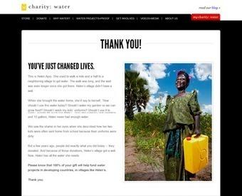 Beyond Formulas: Thanking Donors andVolunteers | Nonprofit Management | Scoop.it