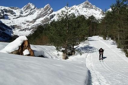 Accès libre à l'espace nordique PIAU-PINETA | Vallée d'Aure - Pyrénées | Scoop.it