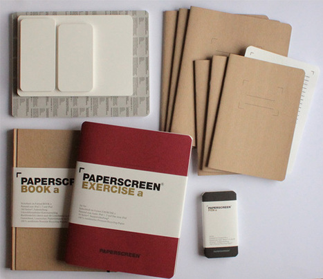 Paperscreen – Paperworks in Digital Sizes | stationery | Scoop.it