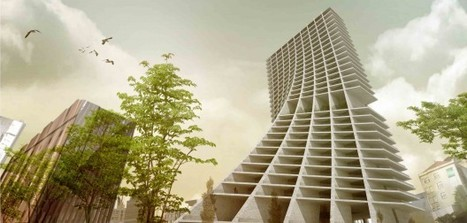 [Brazil ] Piratininga São Paulo High-Rise Housing Proposal / OODA | The Architecture of the City | Scoop.it