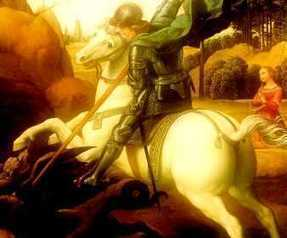 Saint George's Day - Lesson Activities, Quizzes and Worksheets | EFL and Psychology | Scoop.it