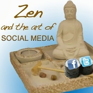 Zen and the Art of Social Media Sushi | Social Media, Social Might | Scoop.it