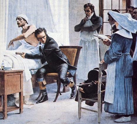 #215 ❘ Le stéthoscope ❘ René Laennec | # HISTOIRE DES ARTS - UN JOUR, UNE OEUVRE - 2013 | Scoop.it
