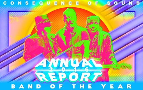 Band of the Year: Bruce Springsteen and the E Street Band - Consequence of Sound | Bruce Springsteen | Scoop.it