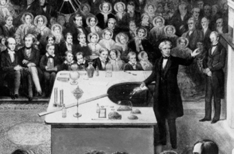 22 septembre 1791 naissance de Michael Faraday | Racines de l'Art | Scoop.it