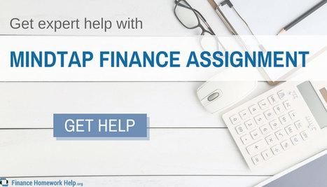 finance homework pictures it mindtap finance assignment help finance homework pictures it