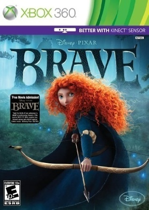 Brave – Disney Interactive Studios | Games on the Net | Scoop.it
