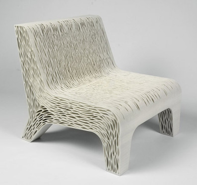 Biomimicry 3D Printed Soft Chair is a Furniture First | Inside3DP.com | biomimicry as design strategy | Scoop.it
