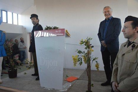 DIJON : Une inauguration décoiffante pour la Halle 38   Revue de presse théâtre   Scoop.it