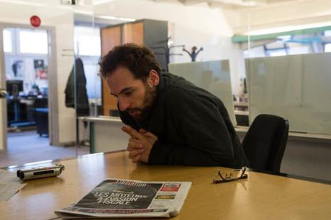 Crise à Libération, entretien avec Willy Le Devin, délégué du personnel   Communication à l'ère du numérique   Scoop.it