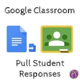 Google Classroom: Pull Student Paragraphs and Give Feedback - Teacher Tech | Web 2.0 for Education | Scoop.it