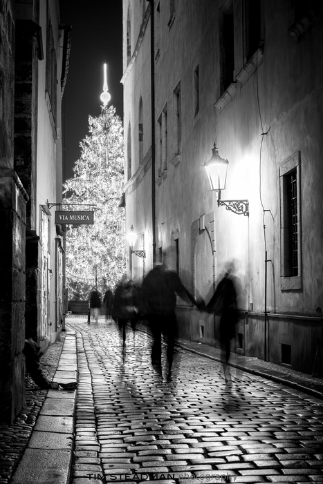 Cold, Wet and Magical - Prague in December | Tim Steadman | Awesome Visuals | Scoop.it
