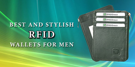 Best And Stylish RFID Wallets for Men (Updated 2016) - Best Wallets 2015 - 2016 | Best bag 2016 | Scoop.it