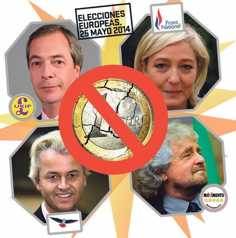 La ESTAFA SIONISTA del EURO llega a su FIN -  Si Le Pen gana significará el 1er paso para la disolución del Euro | La R-Evolución de ARMAK | Scoop.it