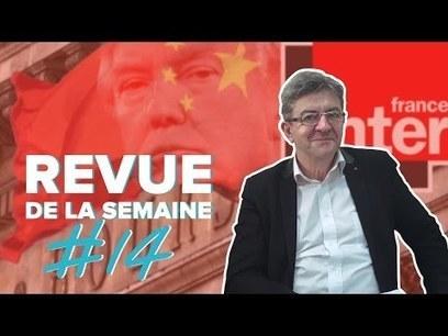 Jean-Luc Mélenchon, YouTube et la police privée des plateformes | Veille & Culture numérique | Scoop.it