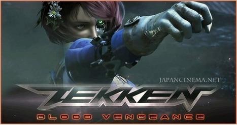 tekken blood vengeance blu ray