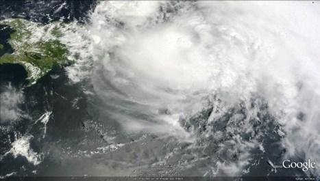 DIY advices with Hurricane Irene in Google Earth   Google Earth Blog   Mapping NYC hurricane   Scoop.it