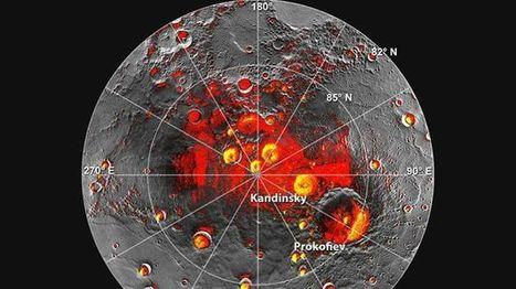 La Nasa encuentra agua en Mercurio, el planeta más cercano al sol | One more thing | Scoop.it