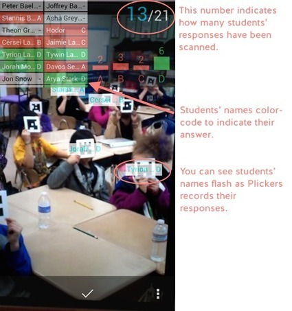 Plickers: easy formative assessment   TELT   Scoop.it