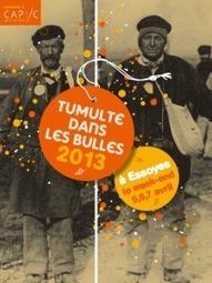Il y a du Tumulte dans les Bulles de champagne, le retour ! | Côte des Bar champagne | Scoop.it