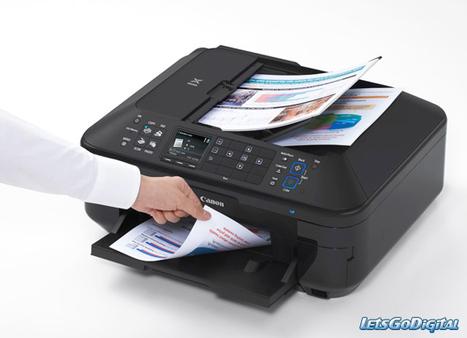 How To Service My Printer - Error Code for Canon PIXMA MP287 | Canon Printer Support | Scoop.it
